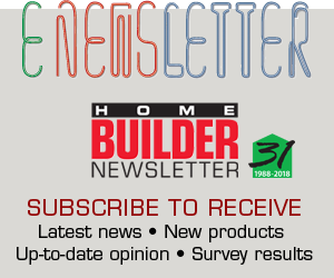 Subscribe - Home Builder Newsletter