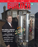 Home Builder Magazine July 2004