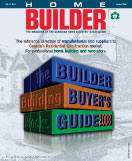 Home Builder magazine Jan 2008