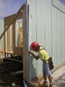 Home Builder Canada Gypsum May 2008