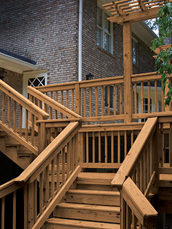 Home BUILDER Canada - A New Generation of Pressure-treated Wood