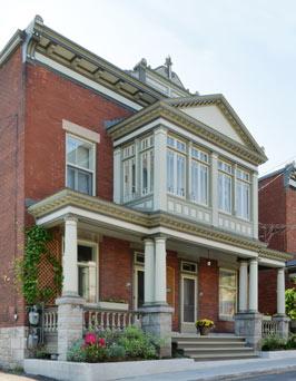 Home Builder Canada Heritage Window Restoration