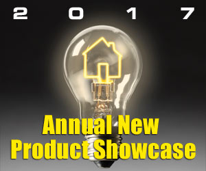 Home Builder Magazine New Product showcase 2017