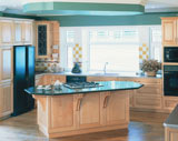 Home builder canada new building product for builders - Eco friendly kitchen cabinets ...